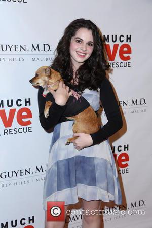 Vanessa Marano - Makeovers For Mutts Fundraiser - Beverly Hills, California, United States - Thursday 14th March 2013