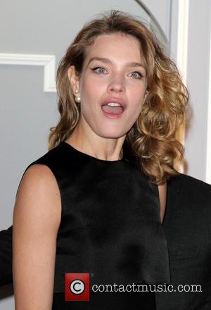 Natalia Vodianova - Natalia Vodianova at a photocall to launch Dior at Harrods in the Harrods Georgian Restaurant - London,...