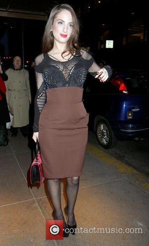 Alexa Ray Joel - New York Observers 25th Anniversary Party - New York, NY, United States - Thursday 14th March...
