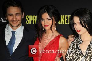 James Franco, Selena Gomez and Rachel Korine