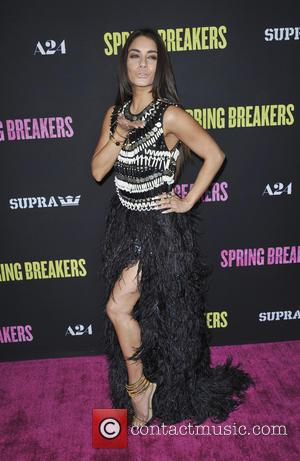 Vanessa Hudgens - The Los Angeles premiere of 'Spring Breakers' held at the Archlight Hollywood - Arrivals - Los Angeles,...