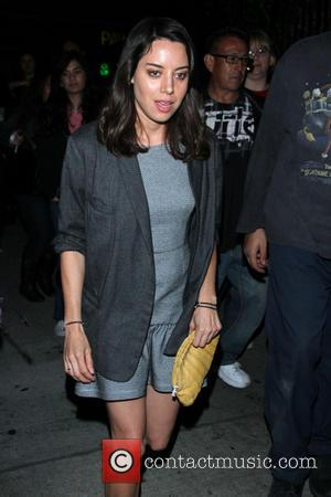 Aubrey Plaza's Stage Invasion – Is This An MTV Movie Award Tradition?