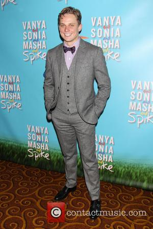 Billy Magnussen - After party for the Broadway premiere of 'Vanya and Sonia and Masha and Spike' at the Golden...