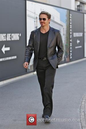Charles Mesure - Charles Mesure seen shopping at The Grove in West Hollywood. - Los Angeles, CA, United States -...