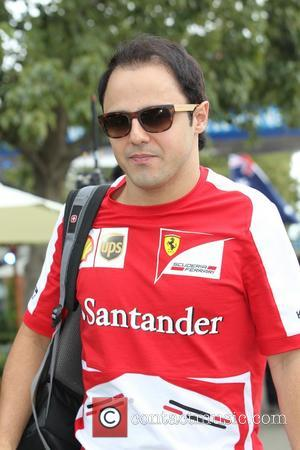 Felipe MASSA, Brazil and FERRARI F138 - AUSTRALIAN Formula One Grand Prix 2013, Albert Park  - Day 1 Practice...