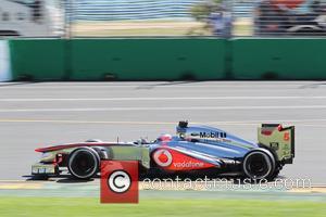 Jenson BUTTON, UK and TEAM McLAREN-Mercedes MP 4-28 - AUSTRALIAN Formula One Grand Prix 2013, Albert Park  - Day...