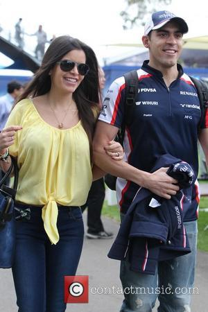 Pastor MALDONADO, Venezuela and WILLIAMS Renault FW35 - AUSTRALIAN Formula One Grand Prix 2013, Albert Park  - Day 1...