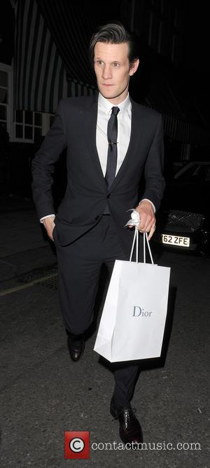 Matt Smith - Matt Smith leaving Harry's Bar in Mayfair. - London, United Kingdom - Friday 15th March 2013
