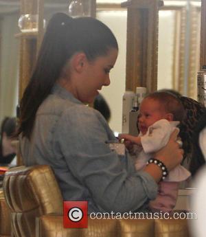 Imogen Thomas and Ariana
