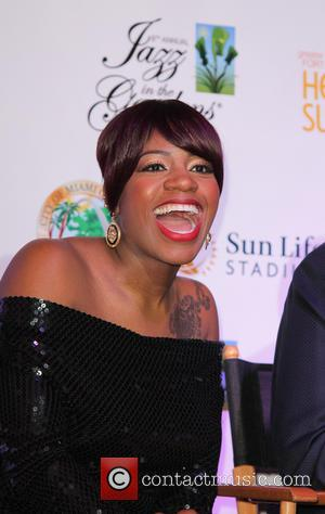Fantasia - 8th Annual Jazz in the Gardens - Press Conference at Pangea at Seminole Hard Rock Hotel Hollywood -...