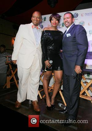 Mayor Oliver G. Gilbert Iii, Fantasia and Michael Baisden