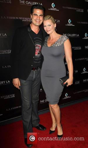 Rocco Leo Gaglioti and Natasha Henstridge