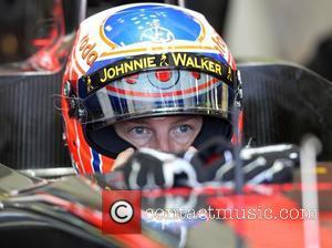 Jenson Button - Formula One 2013 Australian Grand Prix - Race - Melbourne, Australia - Friday 15th March 2013