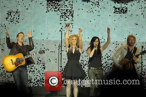Little Big Town - Day One of the Country to Country Music Festival at the O2 Arena - London, United...