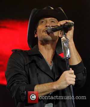 Tim McGraw - Tim McGraw performs live at 'C2C: Country to Country' at The O2 - London, England, United Kingdom...