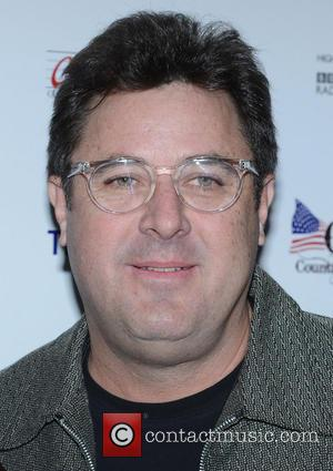 Vince Gill - Photo call for