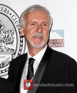 James Cameron - Explorers Club Gala