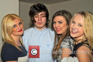 Frankie Cocozza and Fans