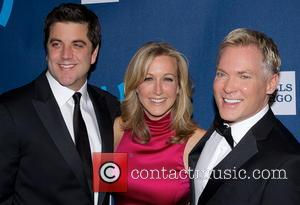 Josh Elliot, Lara Spencer and Sam Champion