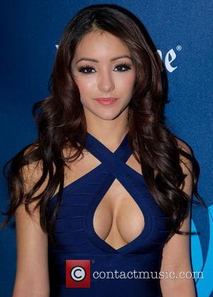 Melanie Iglesias - 24th Annual GLAAD Media Awards held at New York Marriott Marquis - Arrivals - New York City,...