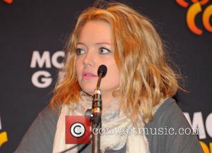 Hannah Spearritt - MCM Birmingham Memorabilia Comic Con at Birmingham NEC - Birmingham, United Kingdom - Saturday 16th March 2013