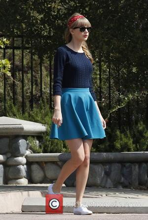 Taylor Swift, LA Photoshoot