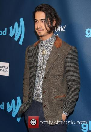 Avan Jogia - 24th Annual GLAAD Media Awards held at New York Marriott Marquis - Arrivals - New York City,...
