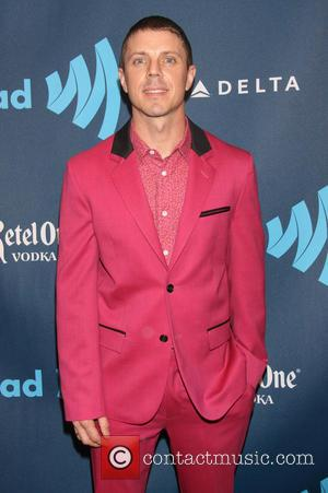 Jake Shears - 24th Annual GLAAD Media Awards held at New York Marriott Marquis - Arrivals - New York City,...