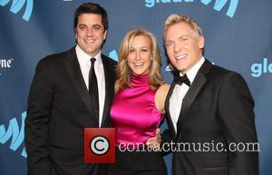 Josh Elliott, Lara Spencer and Sam Champion