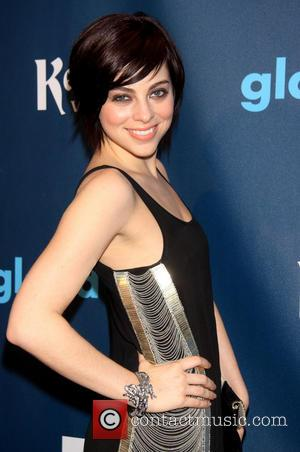 Krysta Rodriguez - 24th Annual GLAAD Media Awards held at New York Marriott Marquis - Arrivals - New York City,...