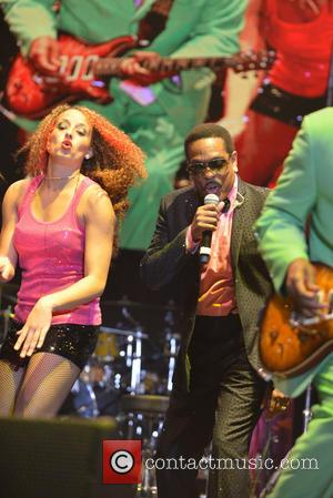 Charlie Wilson - Charlie Wilson performs at the 8th Annual Jazz In The Gardens Day 1 at Sun Life Stadium...