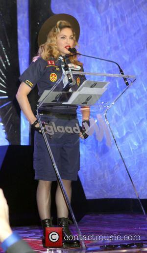 Madonna - 24th Annual GLADD Media Awards