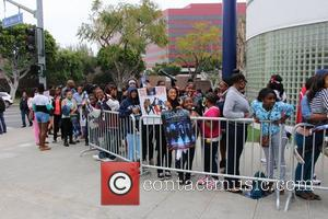 Mindless Behavior and Fans - Atmosphere