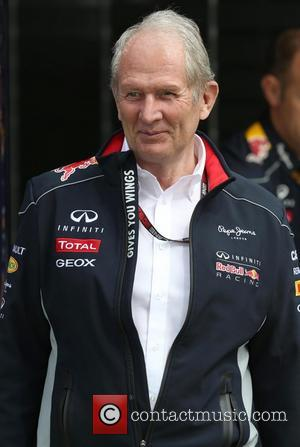Helmut Marko - Formula One 2013 Australian Grand Prix - Race - Melbourne, Australia - Saturday 16th March 2013