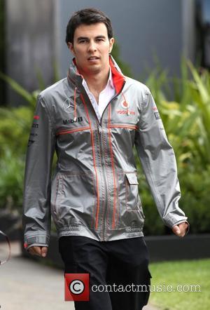 Sergio Perez - Formula One 2013 Australian Grand Prix - Race - Melbourne, Australia - Saturday 16th March 2013