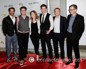 Ben Silverman, Rainn Wilson, Jenna Fischer, John Krasinksi and Guests