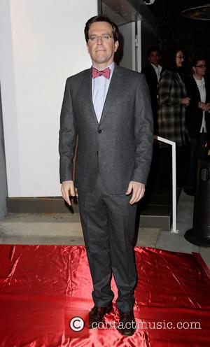 Ed Helms - 'The Office' series finale wrap party at Unici Casa - Culver City, California, United States - Saturday...