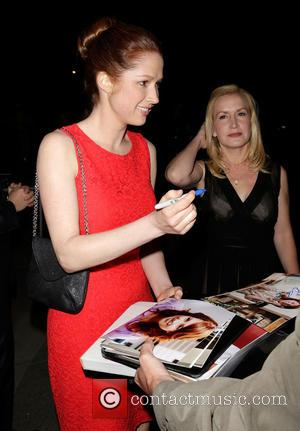 Ellie Kemper and Angela Kinsey - 'The Office' series finale wrap party at Unici Casa - Culver City, California, United...