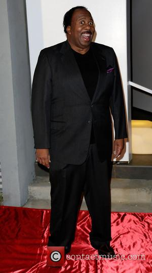 Leslie David Baker - 'The Office' series finale wrap party at Unici Casa - Culver City, California, United States -...
