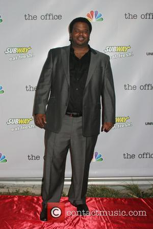 Craig Robinson - 'The Office' series finale wrap party at Unici Casa - Arrivals - Culver City, CA, United States...