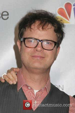 Rainn Wilson - 'The Office' series finale wrap party at...