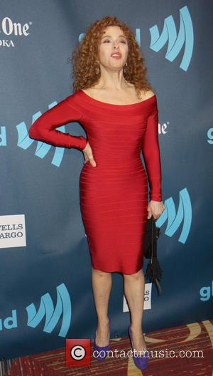 Bernadette Peters - 24th Annual GLAAD Media Awards held at New York Marriott Marquis - New York, NY, United States...