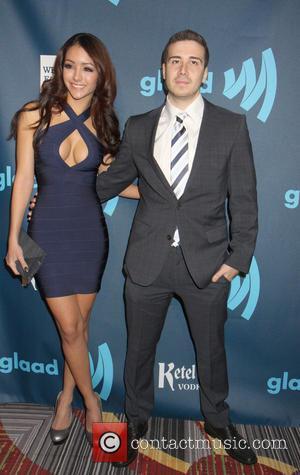 Vinny Guadagnino girlfriend - 24th Annual GLAAD Media Awards held at New York Marriott Marquis - New York, NY, United...