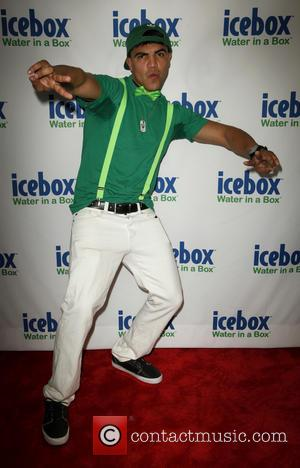 Victor Ortiz - 'Dancing with the Stars' Season 16 - Backstage Gifting Suite held at CBS Studios - Los Angeles,...