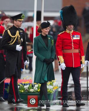 Prince William, Duke Of Cambridge, Catherine, Duchess Of Cambridge and Kate Middleton