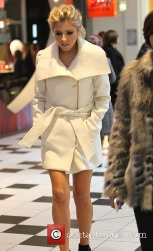 Mollie King - The Saturdays out in Bayswater after earlier on in the day appearing on BBC's Saturday Kitchen -...
