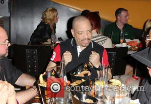 Ice-T - Coco Austin surprise birthday party at BurGR in Planet Hollywood Resort and Casino - Las Vegas, Nevada, United...