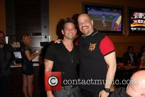 Jeff Timmons and Ice-t