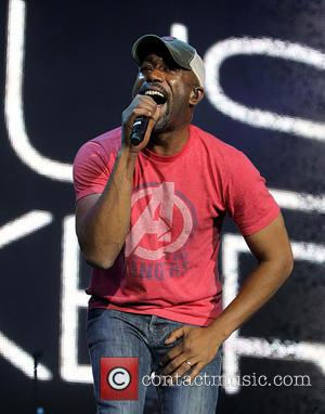 Darius Rucker - C2C: Country To Country Festival 2013 at O2 Arena - Day 2 - London, United Kingdom -...