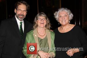 Judith Ivey, David Staller and Tyne Daly